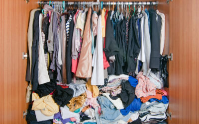 Cleaning Out Your Closets (Yes, All of Them): a Guide