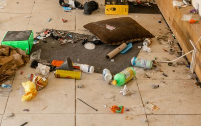 Did you know that having too much junk in your house can make you extremely sick? Find out why.