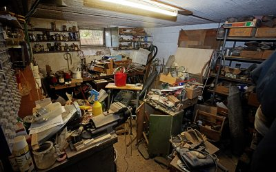 How Junk Reduction can help you make sure your home isn't facing a major fire hazard.