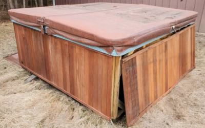 If you have an old hot tub that needs to go, here's your best bet for affordable, fast hot tub removal.