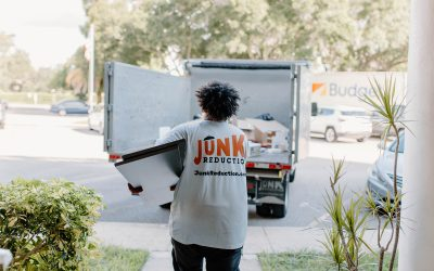 Get Rid of an Outdoor Bar as Quickly as You Need to With Junk Reduction's Efficient Junk Removal Services