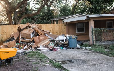 Get Rid of Yard Waste Before Hurricane Season Turns it From an Eyesore to a Hazard. Here's the Easy, Affordable Way to Get it Done.